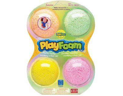 PlayFoam Boule 4pack - Třpytivé