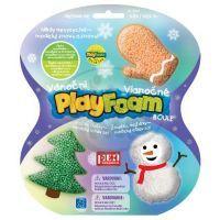 PlayFoam Vánoční Boule 3ks