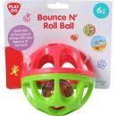 Playgo Chrastící míček - Červeno-zelená 2