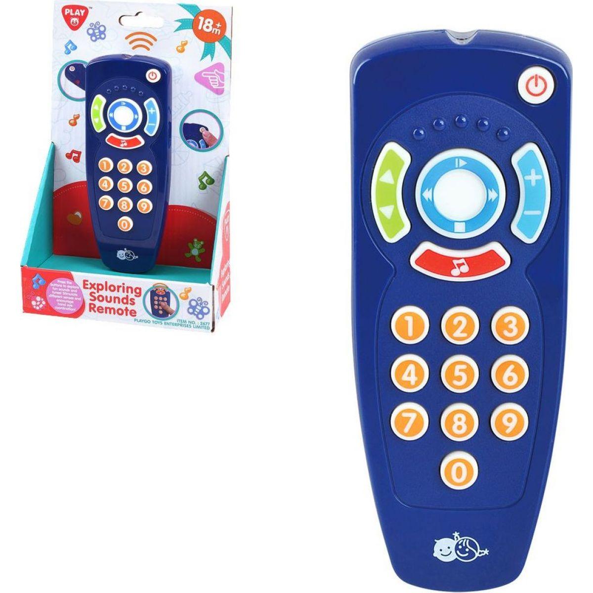 PlayGo Dálkový ovladač