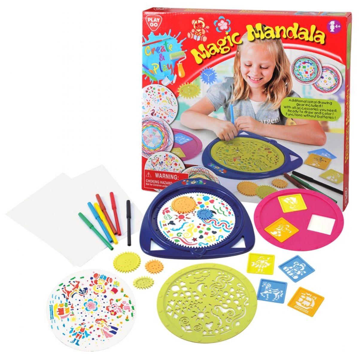 Playgo Magická Mandala