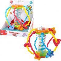 Playgo Objevitelův míč Chrastítko