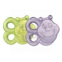 Playgro 0182213 - Chladivé kousátko včelka fialové