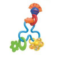 Playgro 0181587 - Chrastítko s kousátky