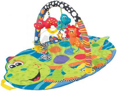 Playgro 0181582- Hrací podložka Dinosaurus