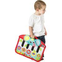 Playgro Interaktivní podložka piano 4