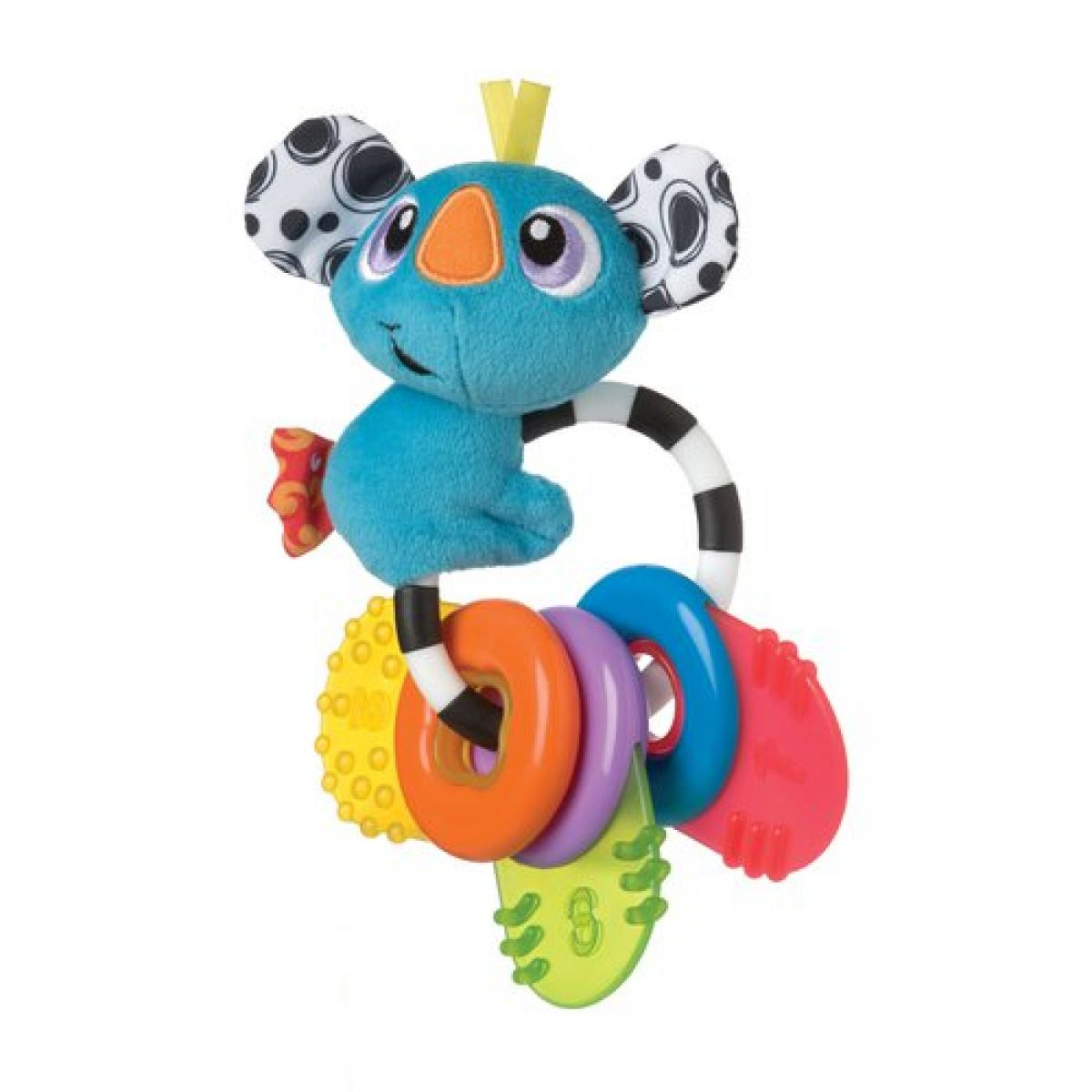 Playgro 0182257 - Kousací klíče s koalou