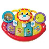 Playgro Multifunkční hudební nástroj Lvíček