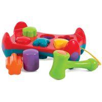 Playgro Zatloukačka s tvary