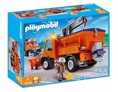 Playmobil 4046 - Dálniční údržba