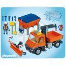 Playmobil 4046 - Dálniční údržba 2