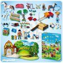 """Playmobil 4167 - Adventní kalendář """"Poníci s překvapením"""" 3"""