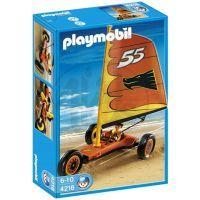 Playmobil 4216 - Větrná tříkolka