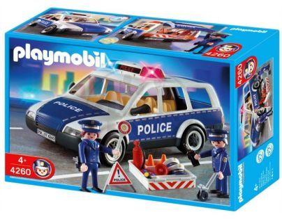 Playmobil 4260 - Hlídka v autě