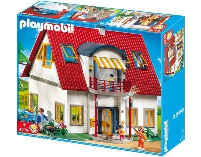 Playmobil 4279 - Nový rodinný dům