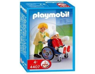 Playmobil 4407 - Dětské pojízdné křeslo