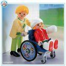 Playmobil 4407 - Dětské pojízdné křeslo 2