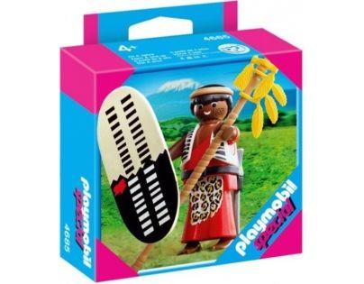 Playmobil 4685 - Massajský válečník
