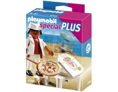 Playmobil 4766 - Pizzař
