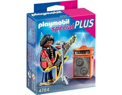 Playmobil 4784 Rocková hvězda