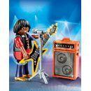 Playmobil 4784 Rocková hvězda 2