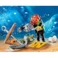 Playmobil 4786 Potápěč na vraku 2