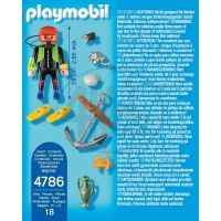 Playmobil 4786 Potápěč na vraku 3