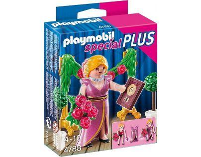 Playmobil 4788 Zpěvačka