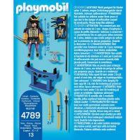 Playmobil 4789 Asijský rytíř se zbrojí 3