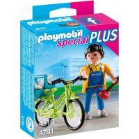 Playmobil 4791 Opravář s kolem