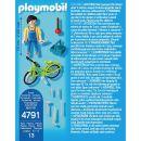 Playmobil 4791 Opravář s kolem 3