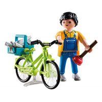 Playmobil 4791 Opravář s kolem 4