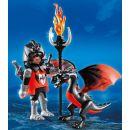 Playmobil 4793 Rytíř s drakem 2