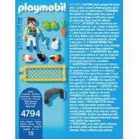Playmobil 4794 Holčička s morčaty 3