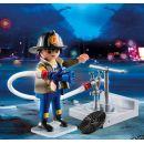 Playmobil 4795 Hasič s hydrantem 2