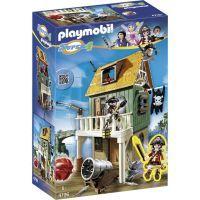 Playmobil 4796 Maskovaná pirátská pevnost s Ruby