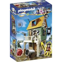 Playmobil 4796 Maskovaná pirátská pevnost s Ruby