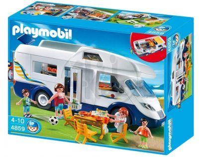 Playmobil 4859 - Rodinný karavan