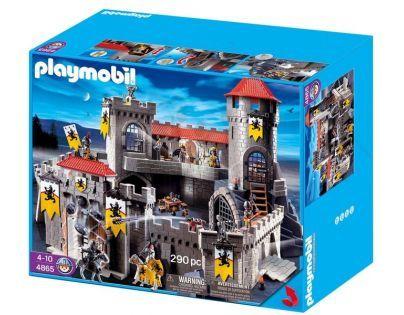 Playmobil 4865 Hrad rytířů Černého lva