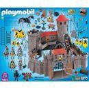 Playmobil 4865 Hrad rytířů Černého lva 3