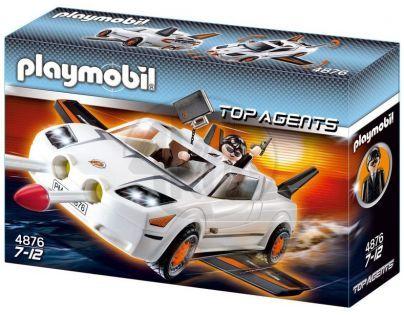 Playmobil 4876 - Tajný super závoďák