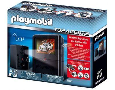 Playmobil 4879 - Špionážní kamera