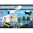 Playmobil 4880 Laboratoř Robo Gangsterů 3