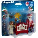 Playmobil 4887 - Svatý Mikuláš a anděl 3