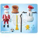 Playmobil 4890 - Santa Claus a sněhulák 2