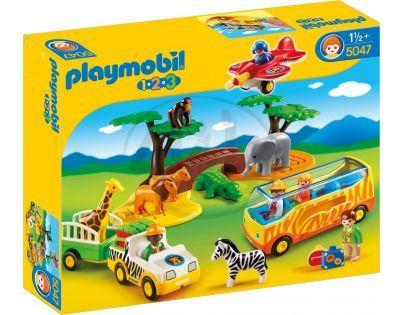 Playmobil 5047 Velké africké safari