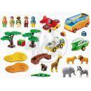 Playmobil 5047 Velké africké safari 4