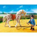 Playmobil 5107 Knabstrupský kůň 2