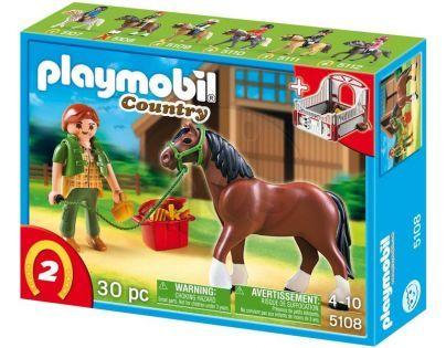 Playmobil 5108 - Shirský kůň