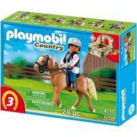 Playmobil 5109 - Haflingský kůň